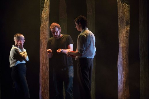 CMK The Nun's Wood, Productions Shots. Picture Clare Keogh